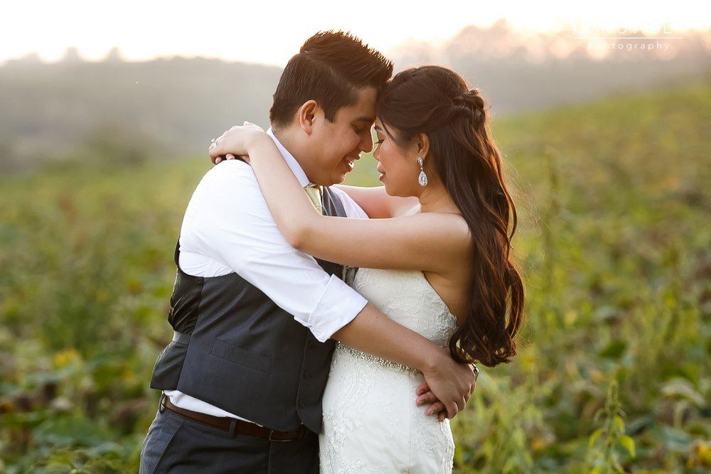 Maravilla Gardens, Wedding, Sunset, Portrait, photographers near me, chris holt