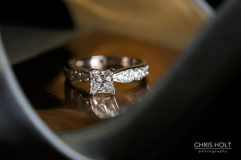 wedding ring, maravilla gardens, camarillo, badgley mischka, photographers near me, chris holt
