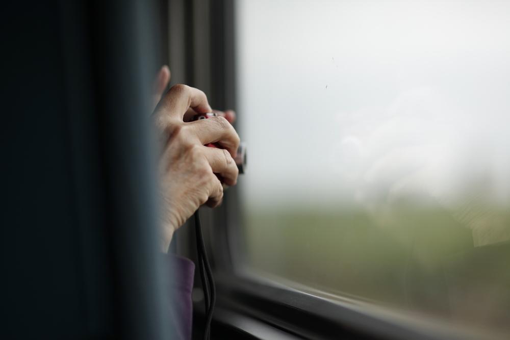 Unknown Passenger, Transcanadian, August 2014.
