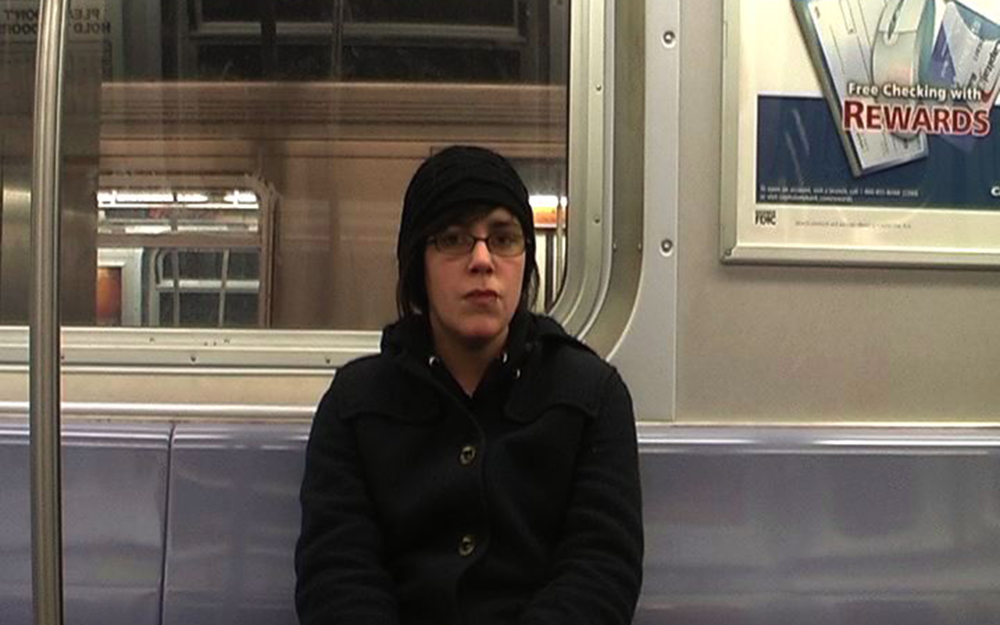 subway (nobody knows what I go home to), 2010