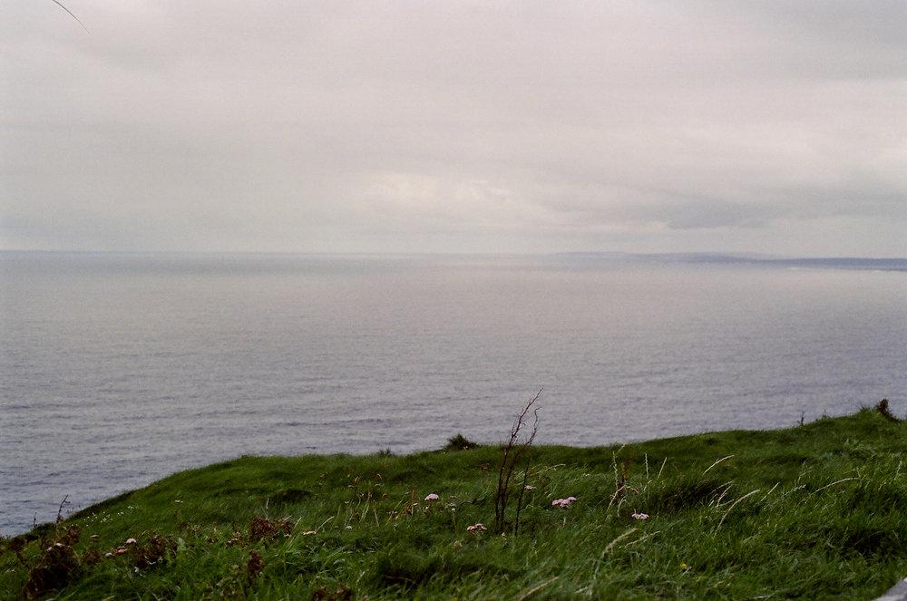 Cliffs of Moher, Ireland, 2016