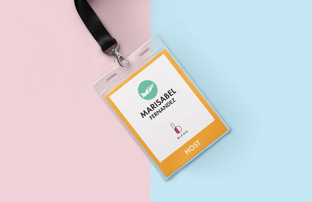 Blend Fest Event Branding & Production