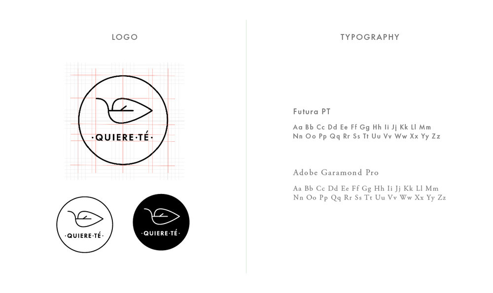 Quierete branding_ logo