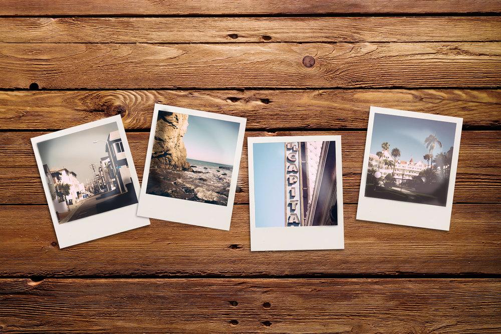 INSTANT MEMORIES -