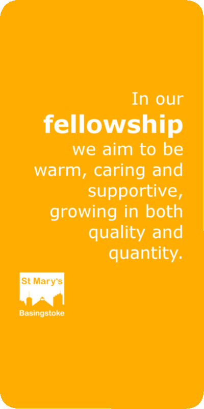 Statement of Purpose - Fellowship