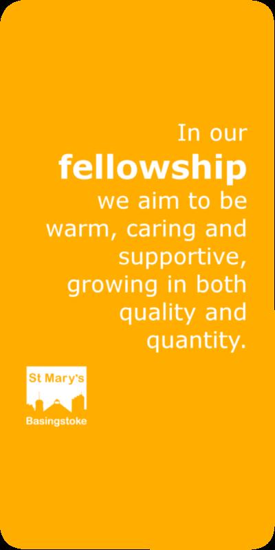 Statement of Purpose - Fellowship