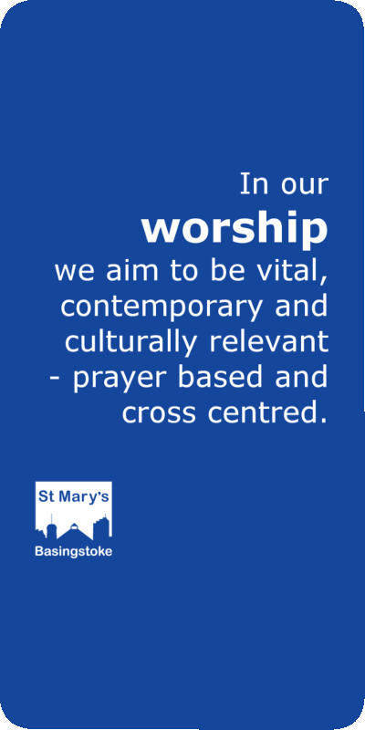 Statement of Purpose - Worship