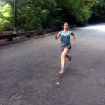 NYC Running Coach Sean Fortune creates a judgement-free environment where a new runner can focus solely on getting better and improving their running