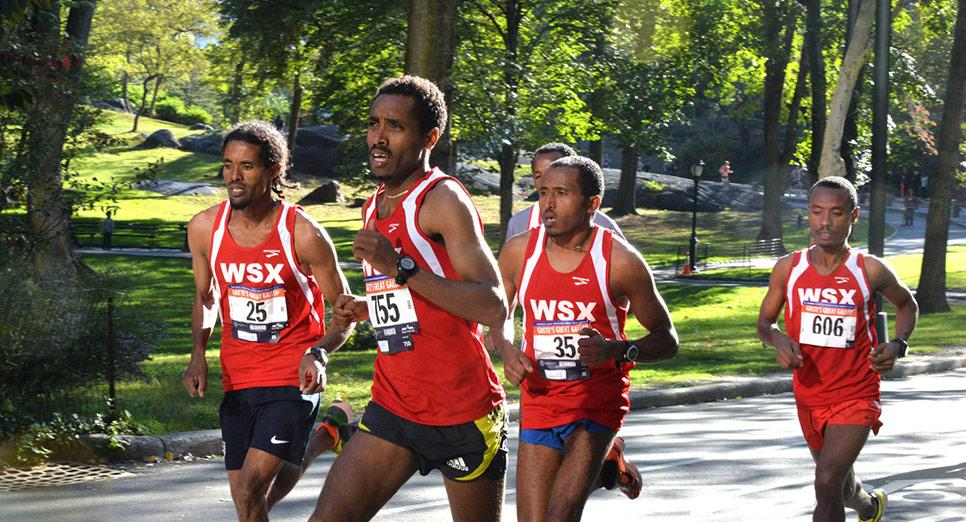 WSX pack running and dominating