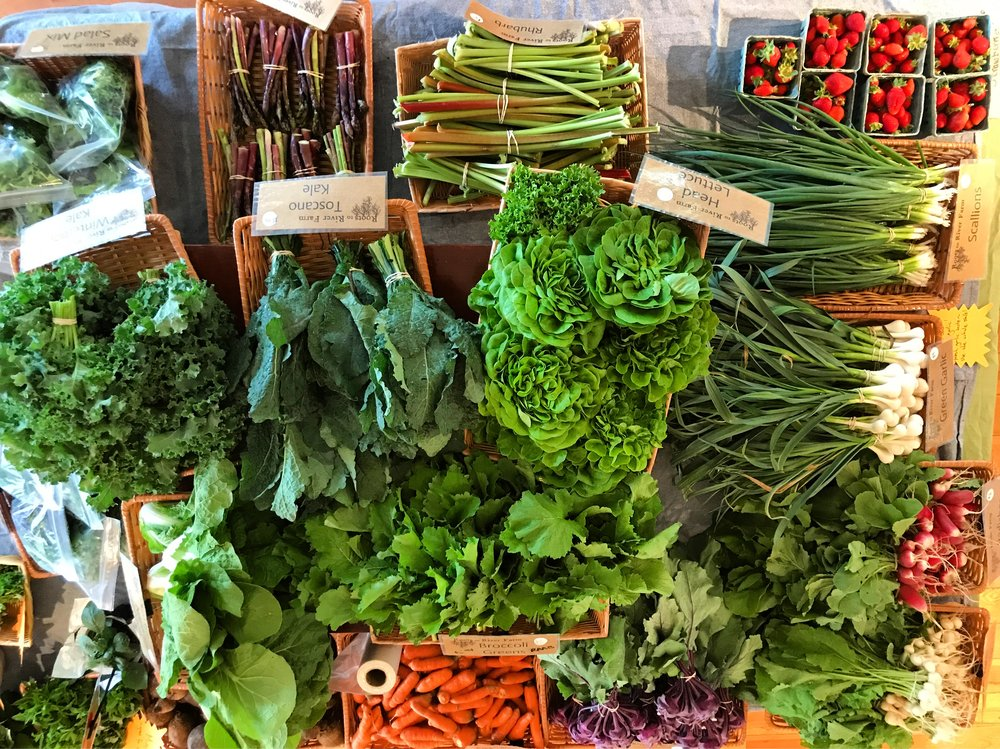 Shop for freshly harvested, seasonal organic vegetables straight from the farm