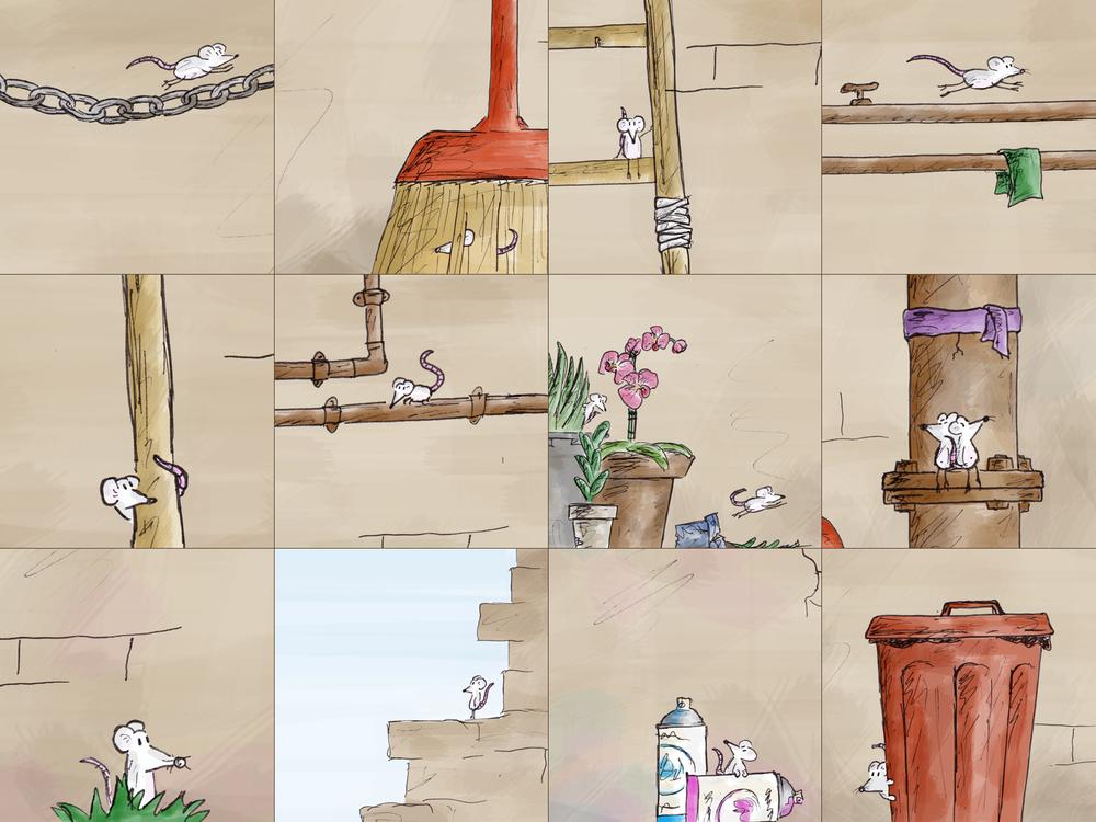 City mice.