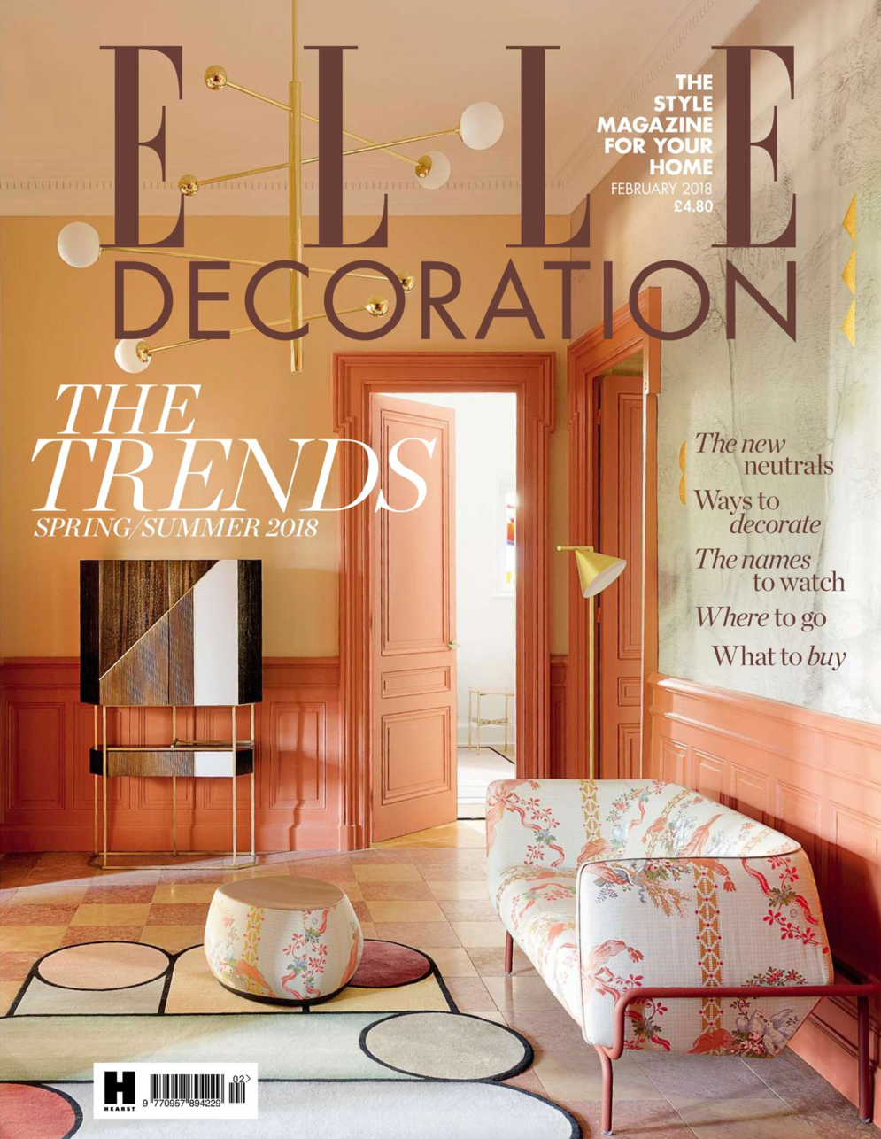 Elle Decoration Spring Summer 2018