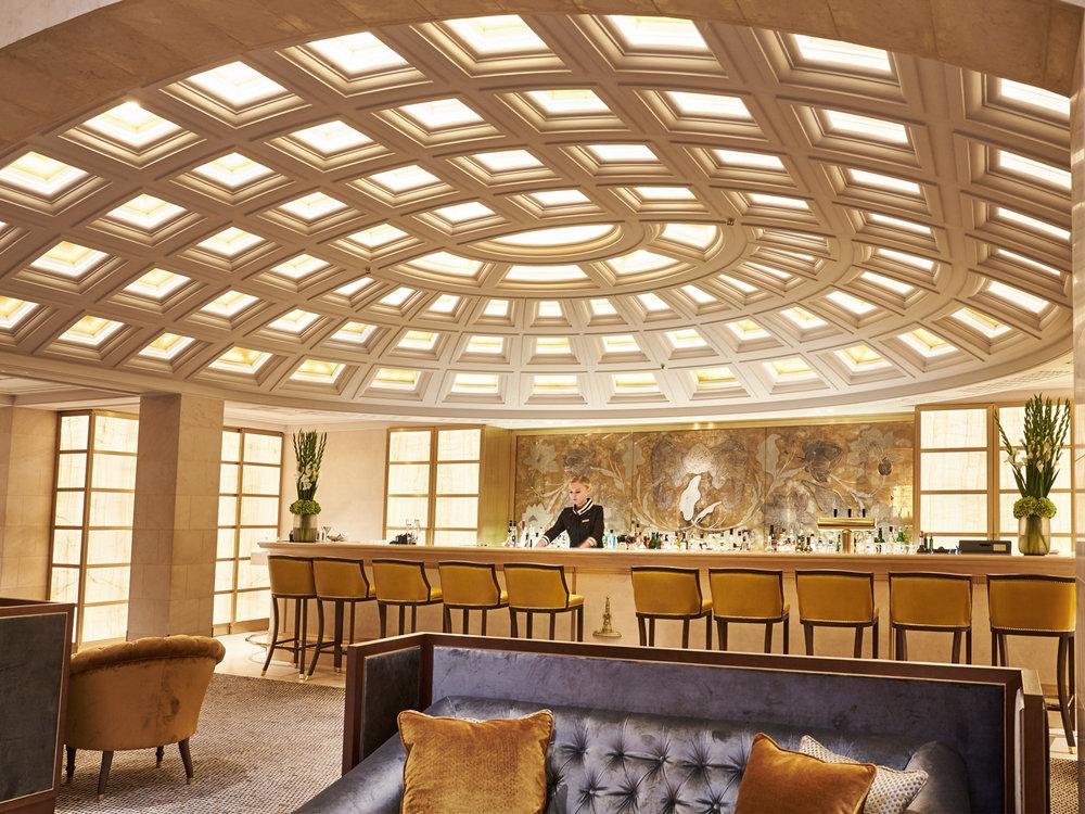 Elephants  Lobby Bar, Hotel Adlon Kempinski, Berlin Jagdfeld Design