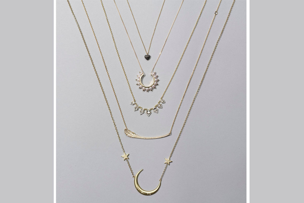 Natasha Nicole Pendant Necklaces