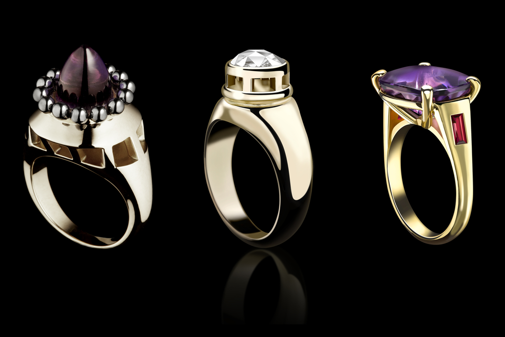 hattie rickards rings