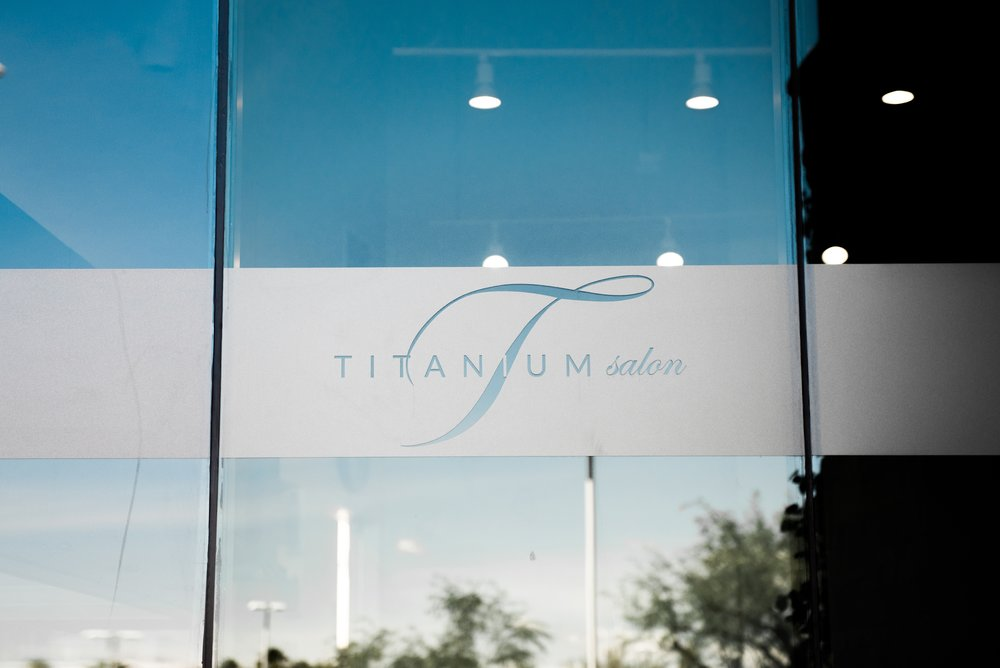 Make your appointment with me today at Titanium Salon. We use Neuma, Aquage, and     Simple Jane products to enhance your beauty through an experience. We are located in the Beauty District of Desert Ridge Marketplace, off Tatum and the 101.
