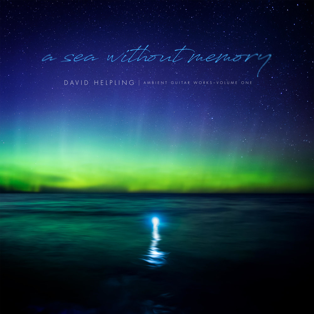 A Sea Without Memory - The V·ART Experience features music from 'A Sea Without Memory.'The first purely ambient guitar release from David Helpling.  A deep, immersive and very personal work that envelopes the listener in ever changing forms and colors. The swirling passages hide whale-like cries, bending tones and harmonic falls for the discerning listener to discover again and again. This digital release includes an extensive PDF booklet rich with dauntless and haunting photography from Shawn Malone...images which inspired much of the music and poetry within.  Wander, dream, and explore your way through A Sea Without Memory.