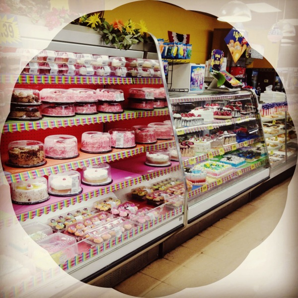 Food City has the prettiest bakery in town.