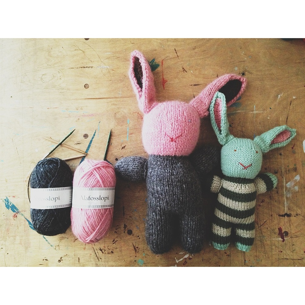 Latest bunnies in the shop.  .