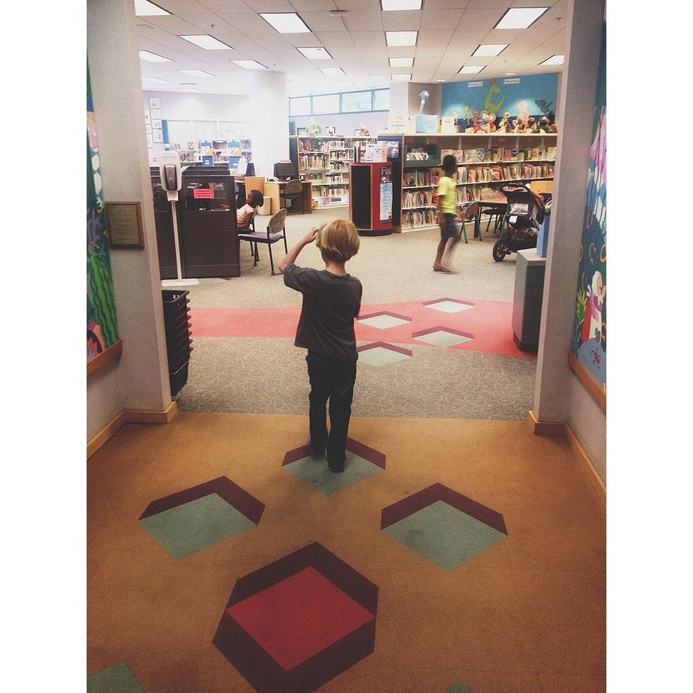 Viggo's favorite Tucson library