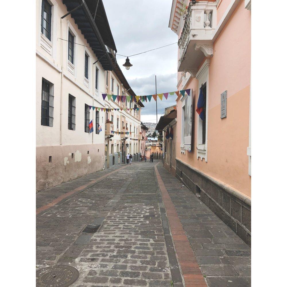 Centro de Historico, Quito