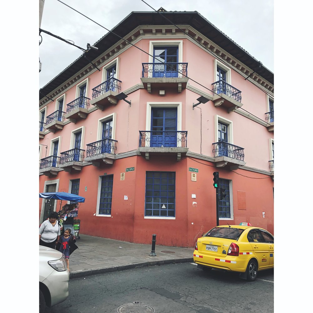 Centro Historico, Quito