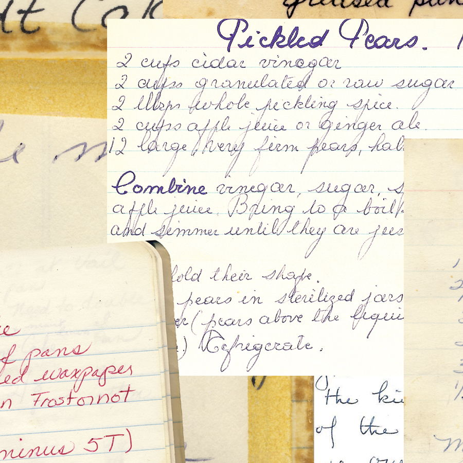 The employees of Teton Family Magazine share their mother's favorite Christmas recipes.
