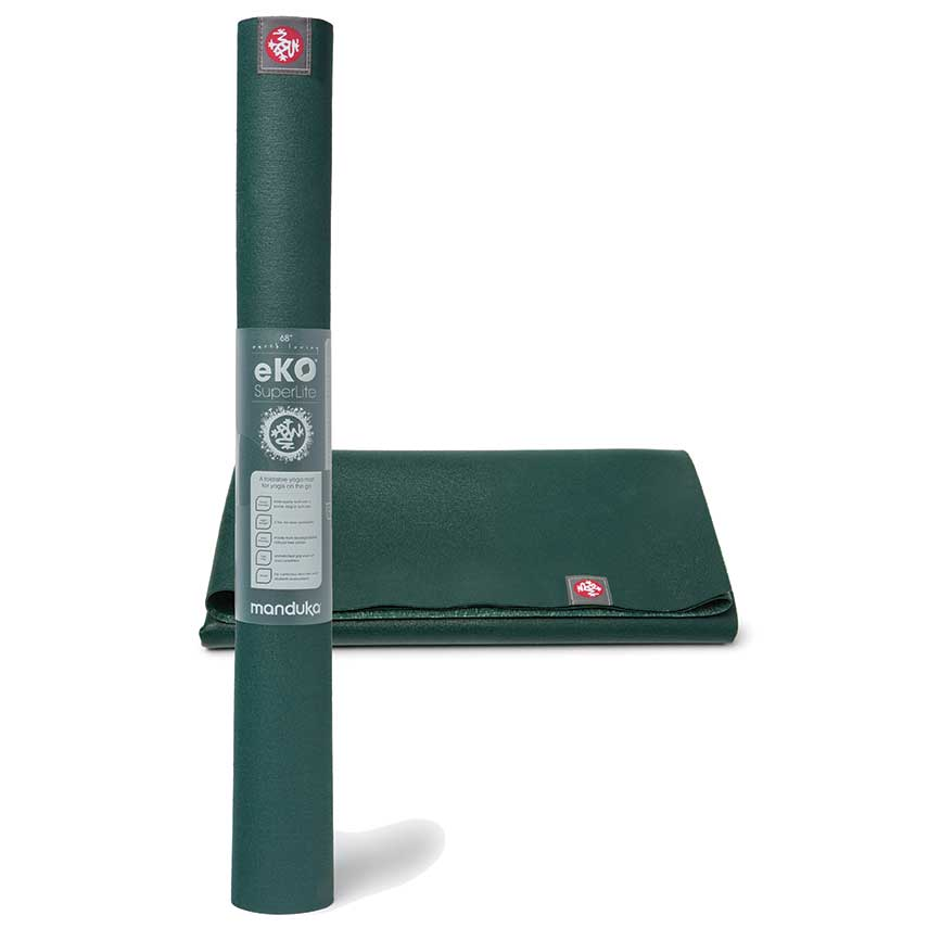 1. Manduka eKO SuperLite Travel Mat