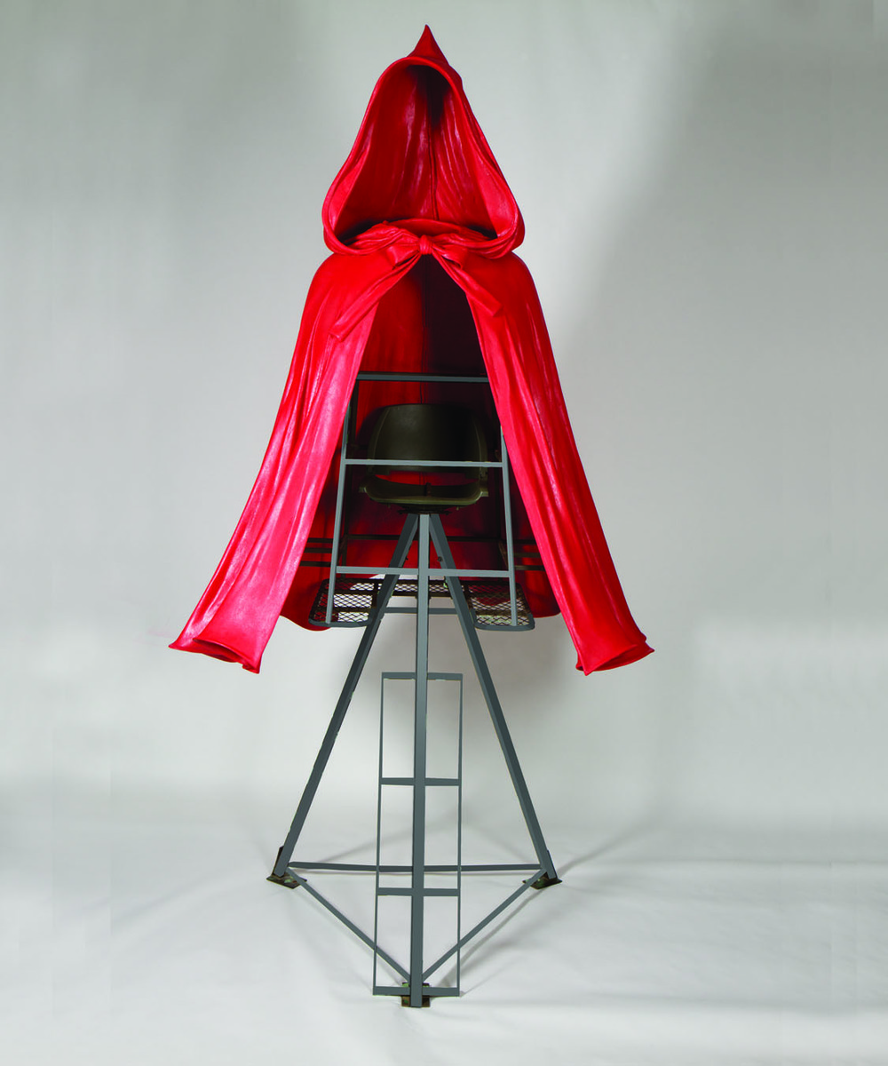 """Red Ridinghood Stand"""