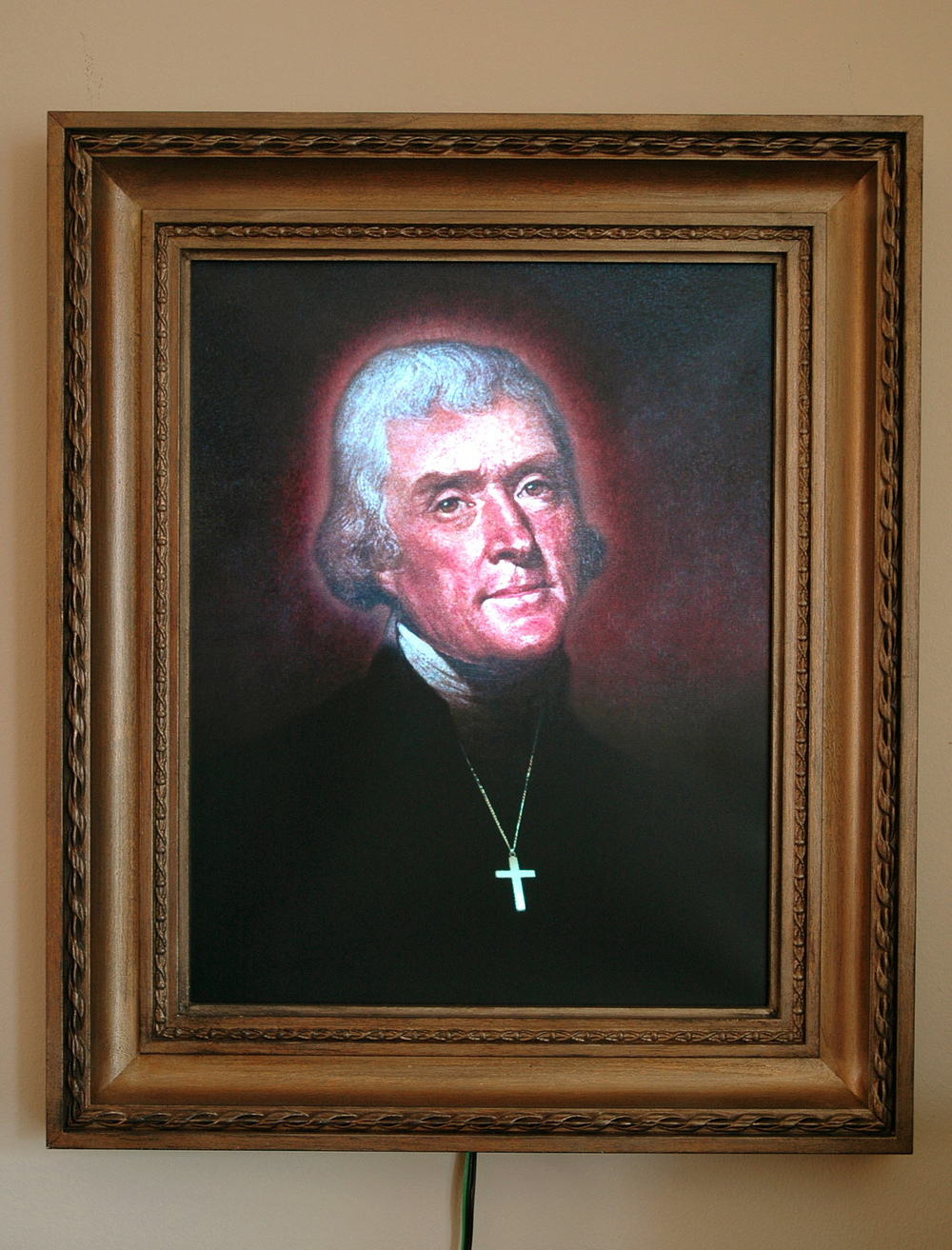"""Thomas Jefferson Reconstructed"""
