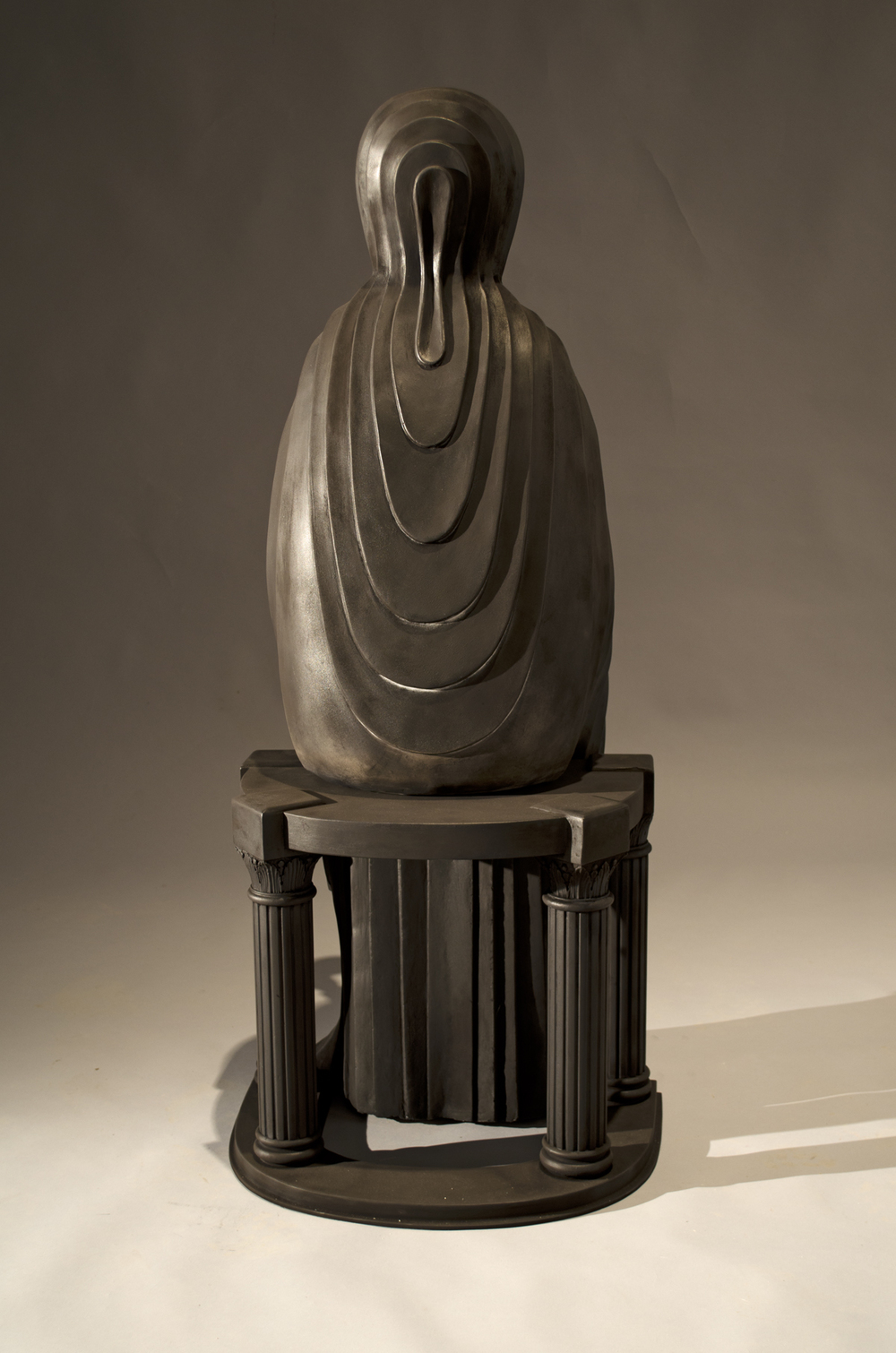"""Throne of Wisdom"" (Back)"