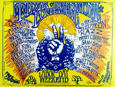 remembering the success of the woodstock music and art fair On this day in 1969, the first day of the woodstock music & arts fair was held on max yasgur's 600 acre farm in bethel in new york, about 80 miles north of new york city.