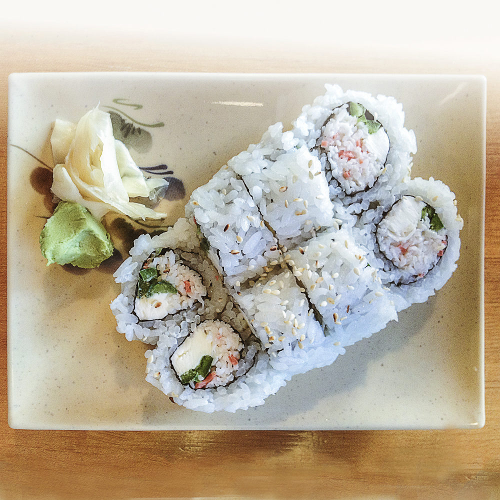 We had heard rumors that the hiring of a new sushi chef at Denton-institution, Mr. Chopsticks, had revitalized the cold fish scene. We checked it out for the first time in a long time and weren't disappointed.