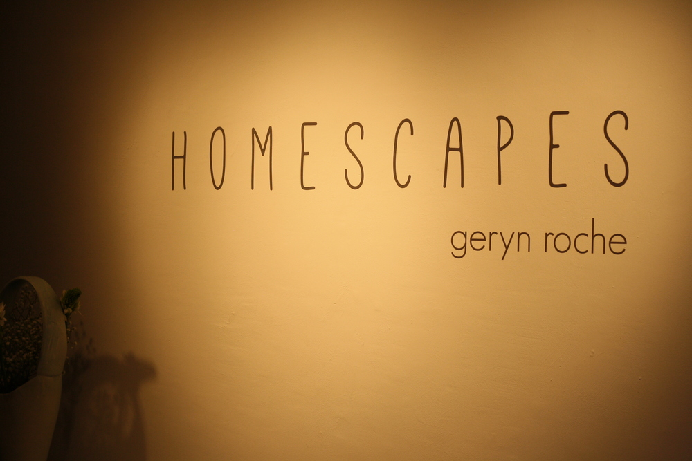 We popped by Geryn Roche's ceramics reception - we're totally in love with her work.