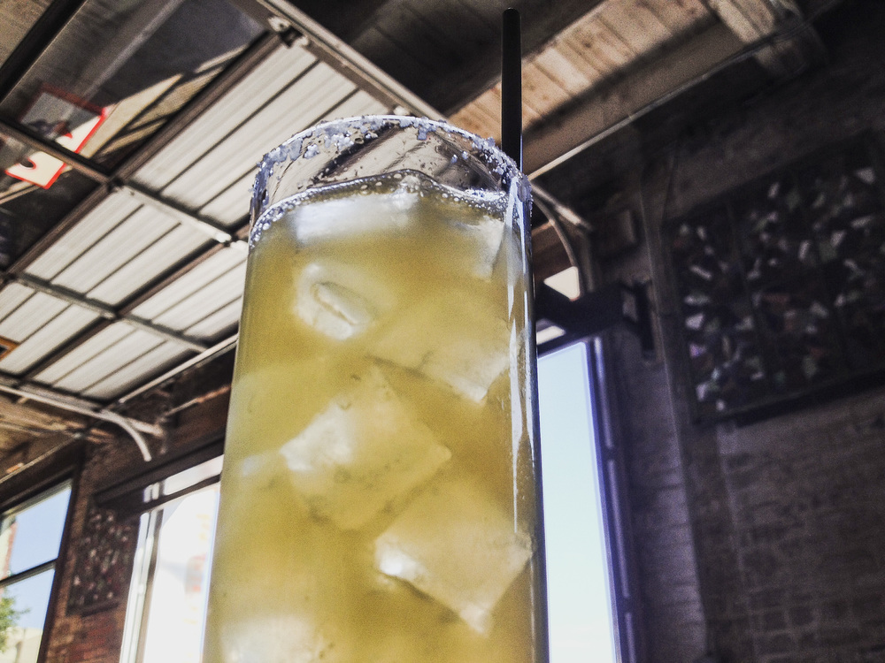 It's margarita weather, get to Mulberry St. Cantina and partake.