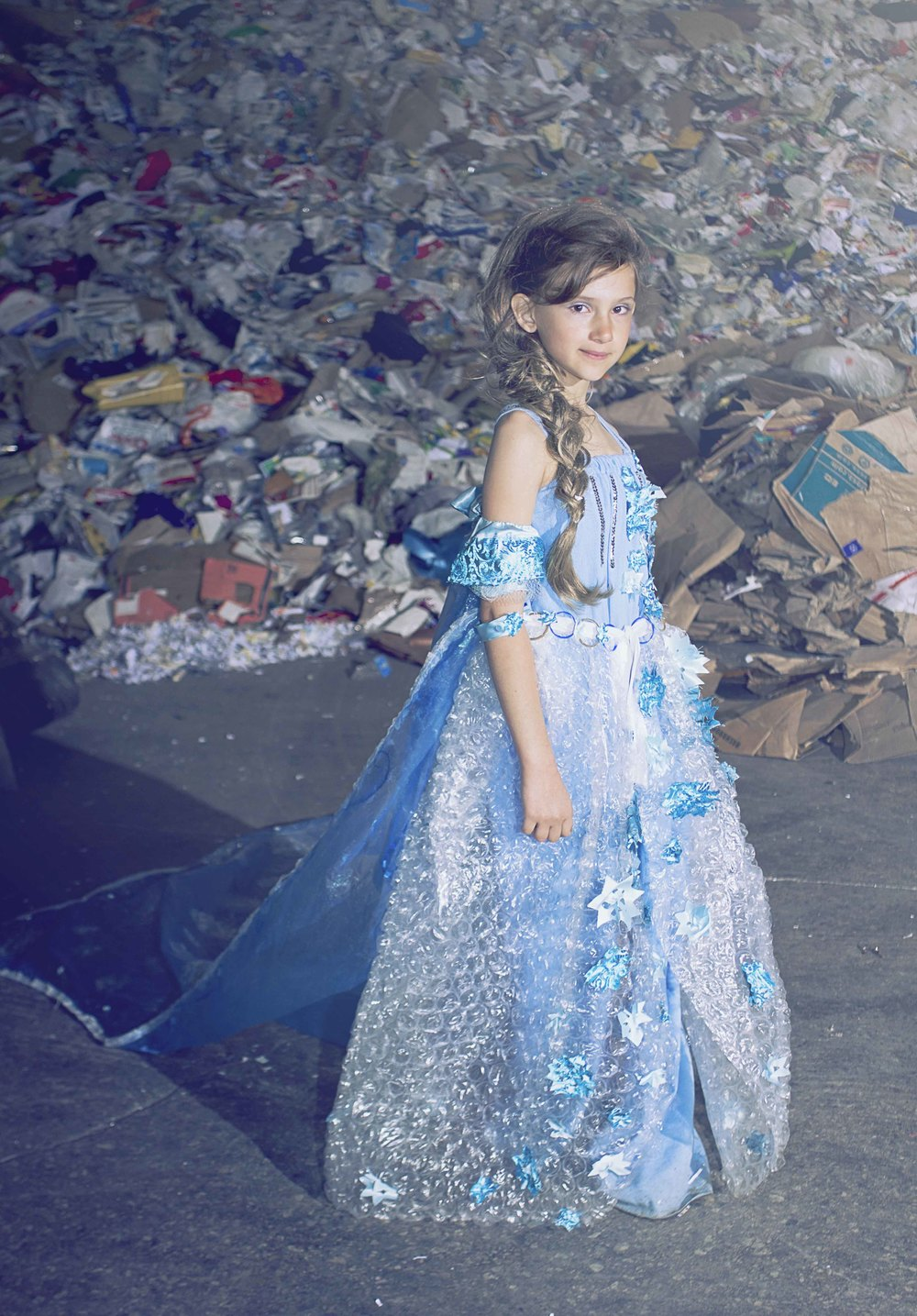 Photographer: Rebecca McFarland, Designer: Perla McBeain, Model: Briana McBeain