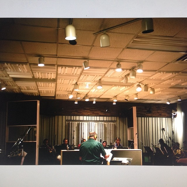 @shainasheaffphoto  had the pleasure of documenting Two O' Clock jazz band during a recording session.