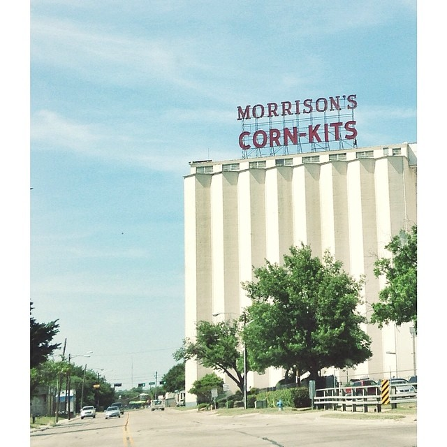 Classic shot of Morrison's Corn Kits by @baileygillreath.