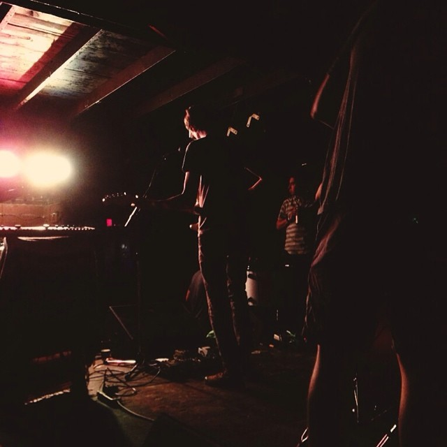 @ricomt caught Catamaran and BYL Music at Dan's.
