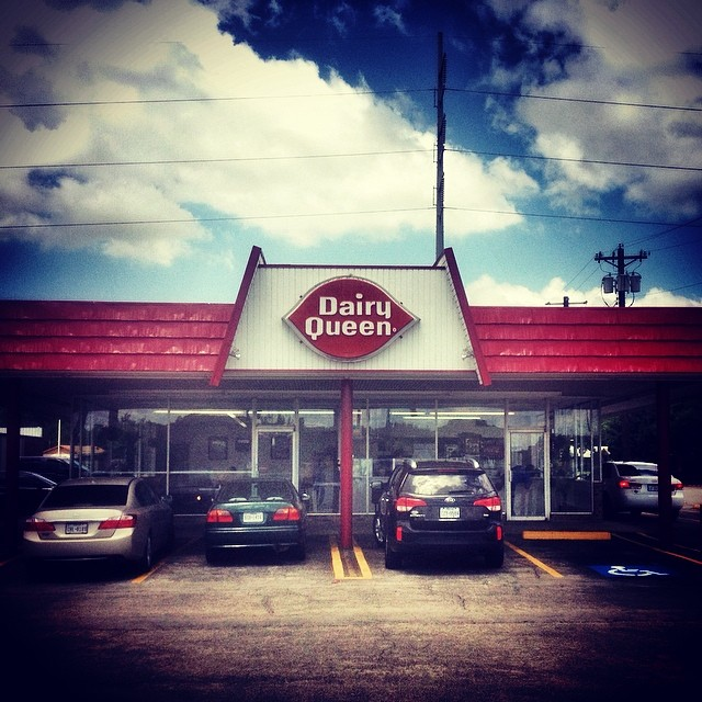 A Texas summer classic. Road trip anyone? Photo by @bwdaskam.