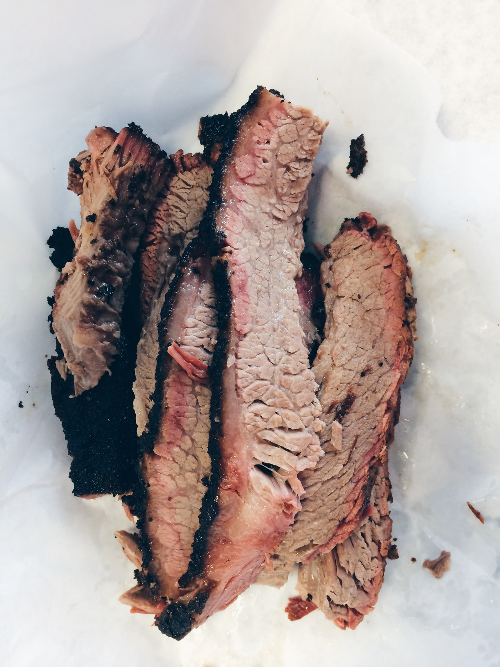 VSCO even makes iPhone shots of brisket look dramatically beautiful.