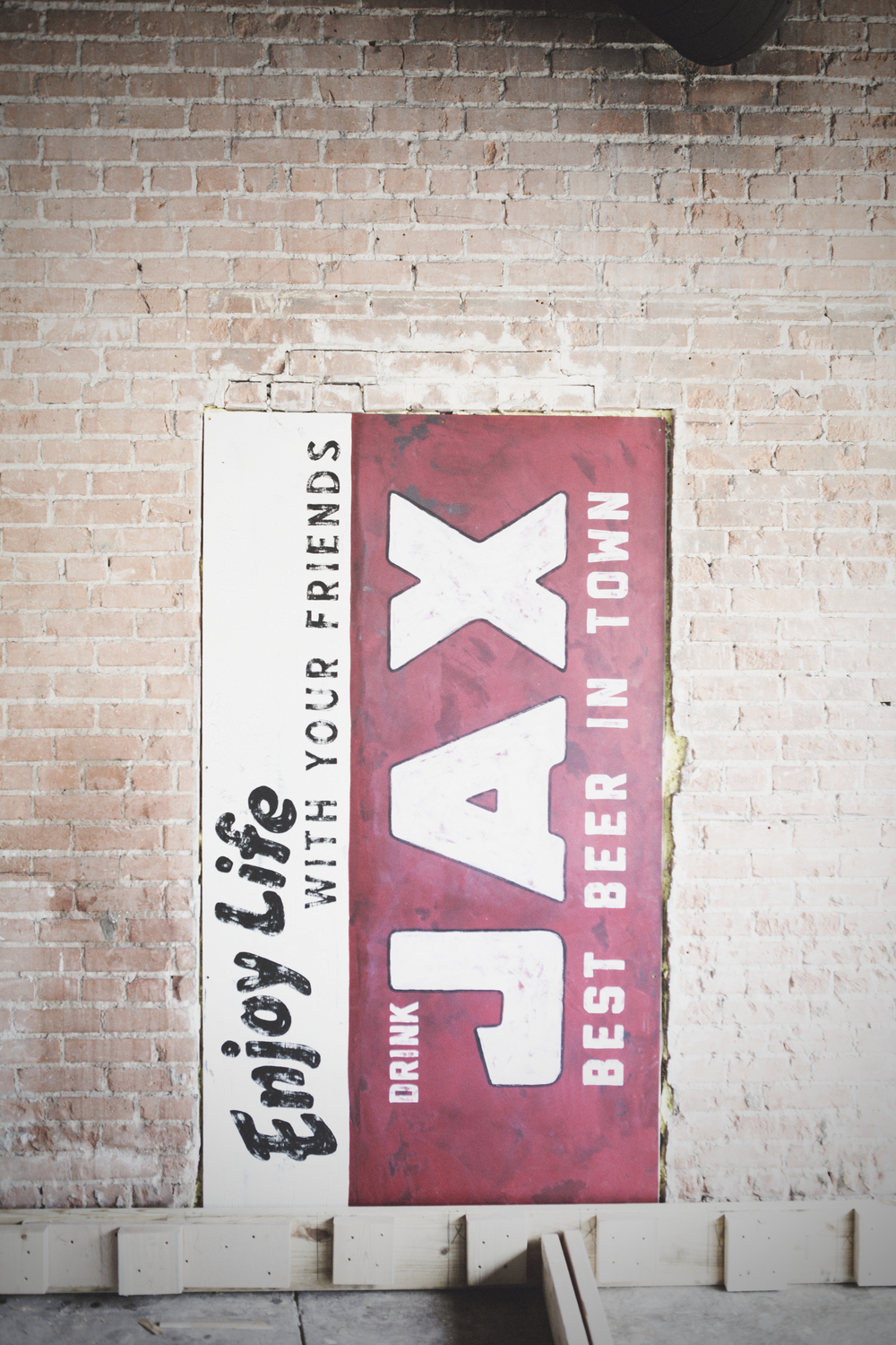 Old beer signage from Sean Starr.