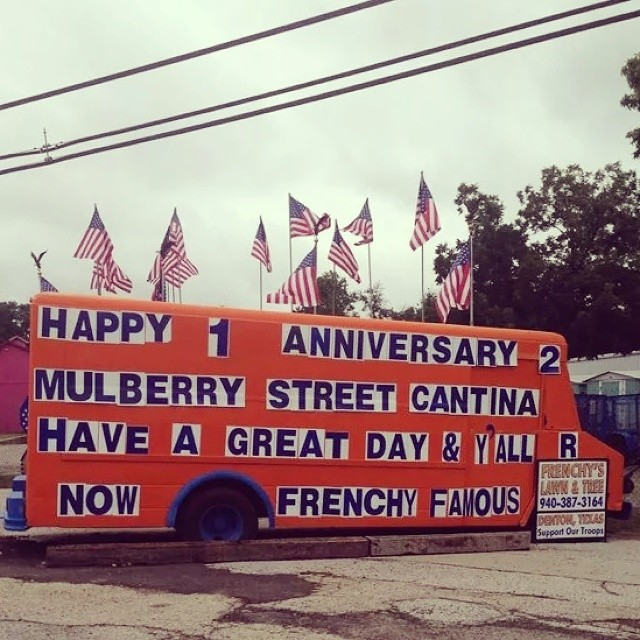 @mulberrystcantia turned 1 last week! Who drank margaritas in celebration?
