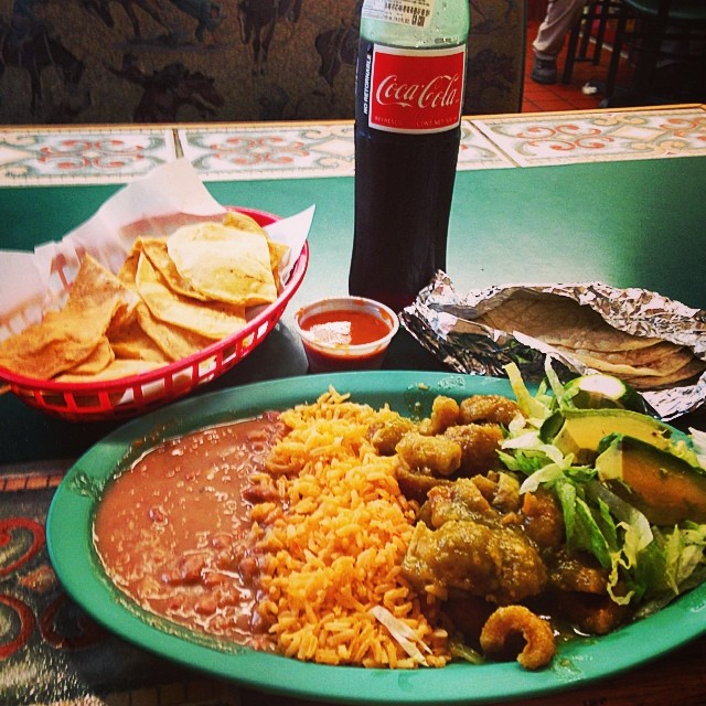 @kelleylb, we support your need for the chicharron and La Sabrocita does it oh so well. Keep it up!