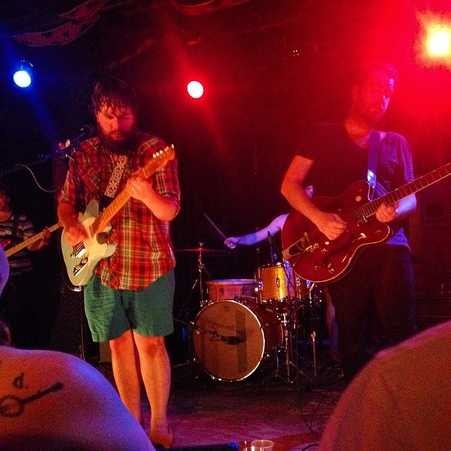 """SpoOky Folk (we always read that with the same """"O"""" sound as CoOkie Crisp cereal FYI) had a reunion show of sorts last week."""