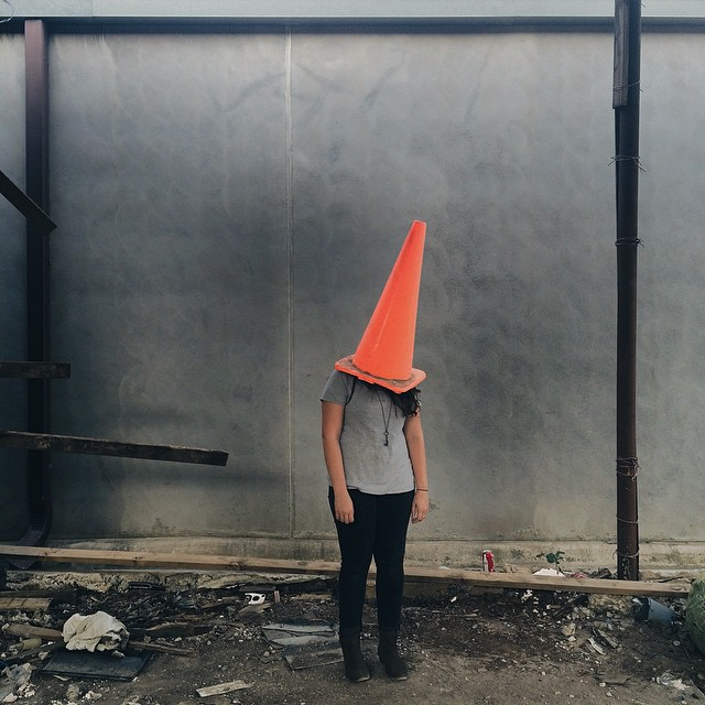 So were the Cone Heads.