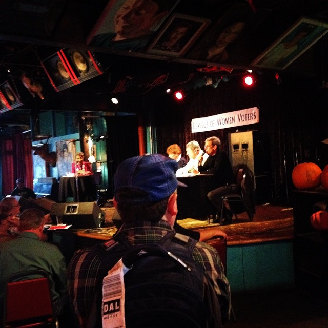 Fracking forum at Dan's on Saturday. Did you go?