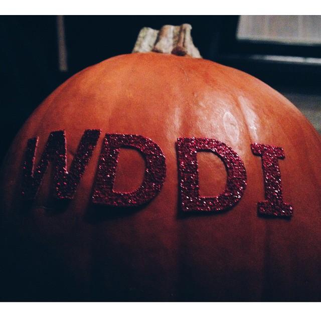 #WDDI pumpkin.