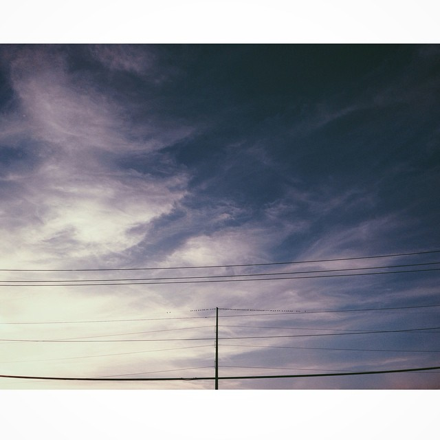 Sky by @eightyonegrayphoto.