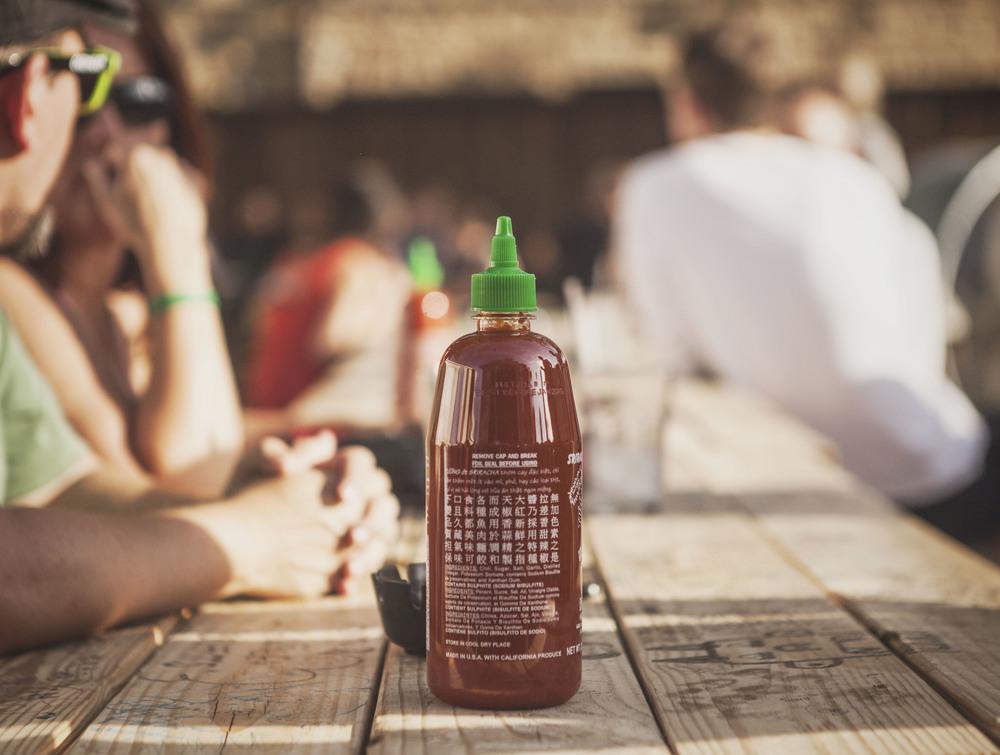 #Sriracha2Denton
